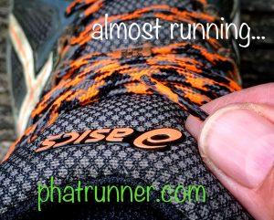 Running almost
